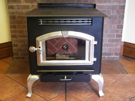 High Tec Saver Corn Wood Pellet Multifuel Stove Furnace