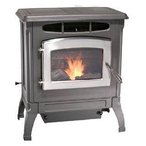 Vermont Cast Iron Wood Pellet Stove Furnace No 1 Rated