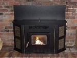 AIR FILTER KING FIREPLACE INSERT CORN WOOD PELLET