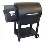 PelletMEISTER WOOD PELLET GRILL, fuel is WOOD PELLETS, Barbeque, Smoker