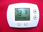 THERMOSTAT DIGITAL DIAL MILLIVOLT or 24 VAC, Corn Stove